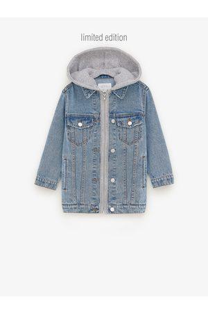 Zara Džínová bunda oversize