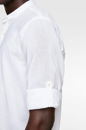 Zara Košile s připínacím páskem