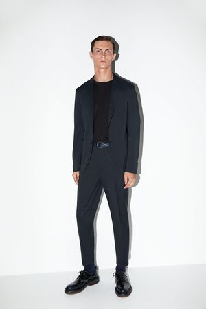 Zara Oblekové kalhoty traveller