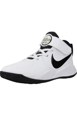 Nike Basketbal Dětské Zapatillas Team Hustle D 9 AQ4225 100