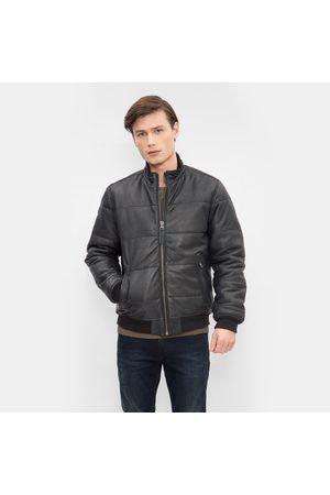 Pepe Jeans Muži Kožené bundy - Pánská kožená bunda Malta