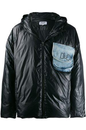 DUOltd Contrast padded jacket