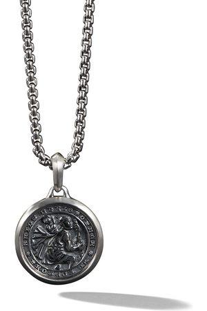 David Yurman Muži Náhrdelníky - St. Christopher amulet
