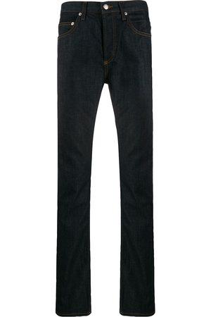 Sandro Paris Slim-fit raw jeans