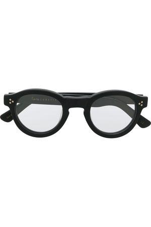 LESCA Gaston round frame glasses