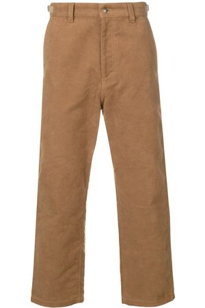 Ami Worker Straight Fit Trousers