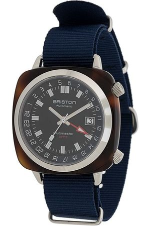 Briston Clubmaster GMT Traveller acetate watch