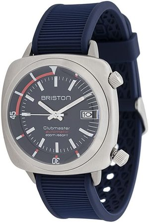 Briston Watches Clubmaster Diver Brushed watch
