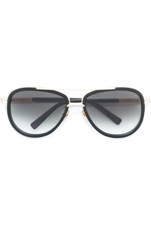 DITA EYEWEAR Gold trim sunglasses