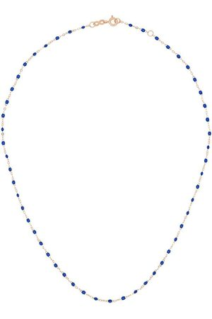 GIGI CLOZEAU Ženy Náramky - 18kt rose gold beaded necklace