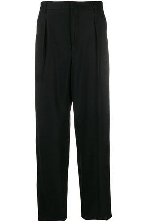 VALENTINO Muži Společenské - Straight-leg tailored trousers