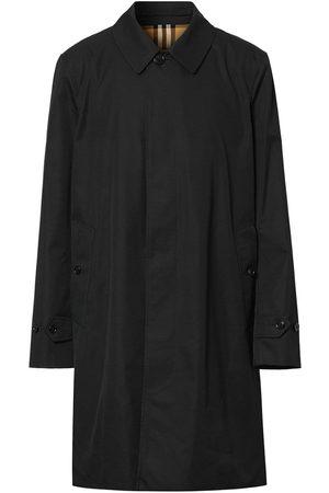 Burberry Muži Trenčkoty - Cotton Gabardine Car Coat