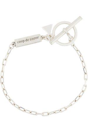 Coup De Coeur T-bar bracelet
