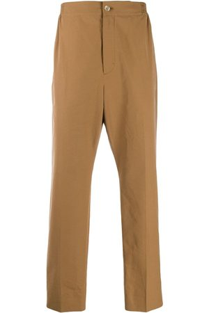 Gucci Cotton poplin trousers