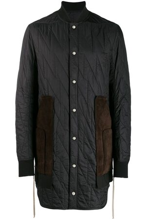 Rick Owens Quilted duffle coat