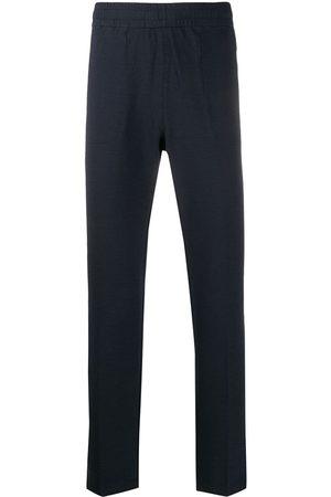 Z Zegna Straight-leg track trousers