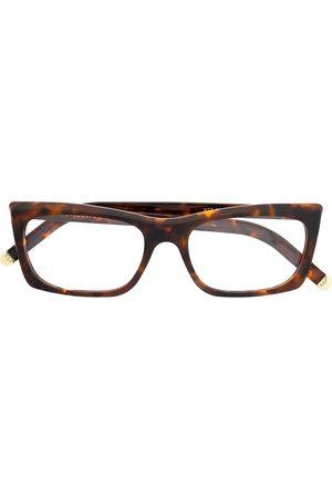 Retrosuperfuture Fred rectangular frame glasses