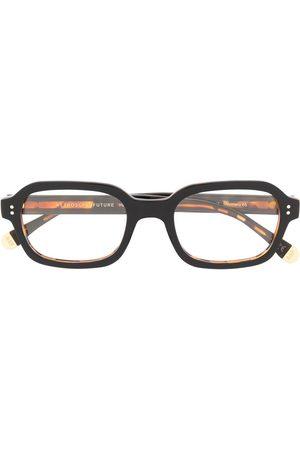 Retrosuperfuture Oval frame glasses