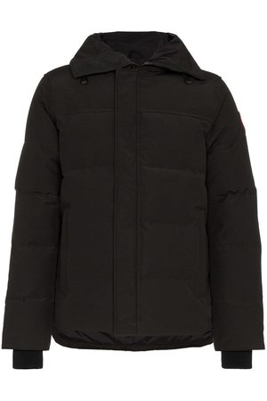 Canada Goose Muži Parky - Macmillan quilted shell hooded down parka