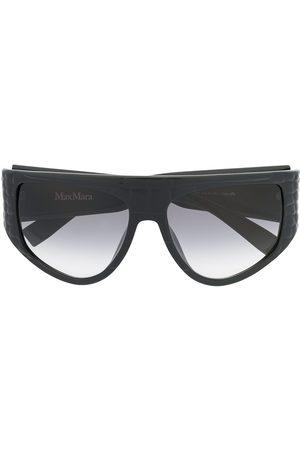 Max Mara Sluneční brýle - D-frame oversized sunglasses